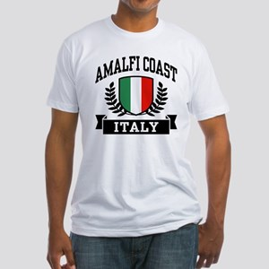 Amalfi Coast Italy Fitted T-Shirt