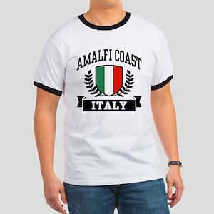 Amalfi Coast Italy Ringer T