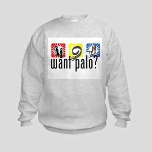Choose Your Fate Kids Sweatshirt