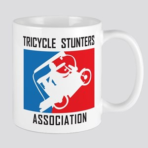 Tricycle Stunters Association Mug