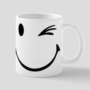 Smiley wink Mug