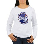 SUMMIT_logo Long Sleeve T-Shirt
