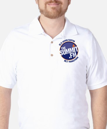 SUMMIT_logo Golf Shirt