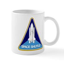 Original Space Shuttle Insignia Mug