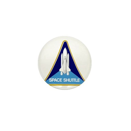 Original Space Shuttle Insignia Mini Button (100 p