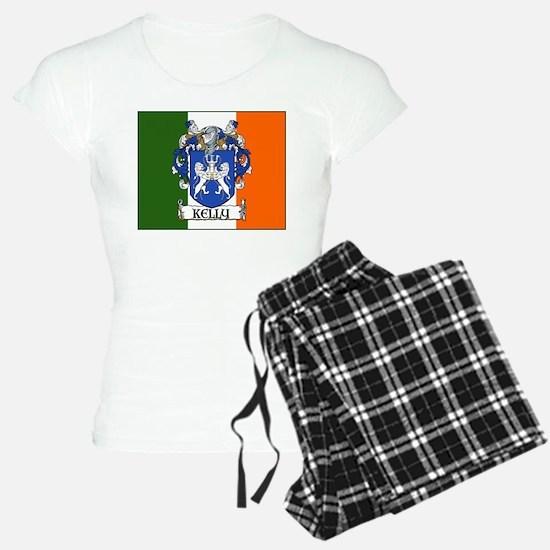 Kelly Arms Irish Flag Pajamas