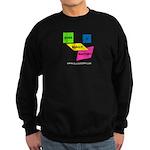 Does It Really Matter Sweatshirt (dark)