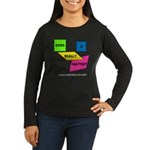 Does It Really Matter Women's Long Sleeve Dark T-S