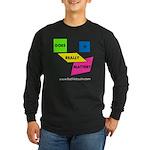 Does It Really Matter Long Sleeve Dark T-Shirt
