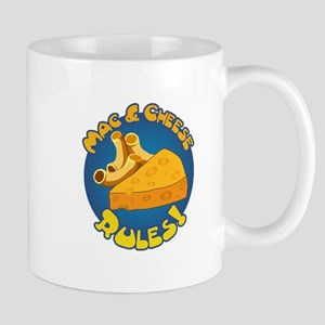 Mac & Cheese Rules Mug