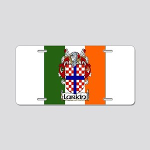 Larkin Arms Tricolour Aluminum License Plate