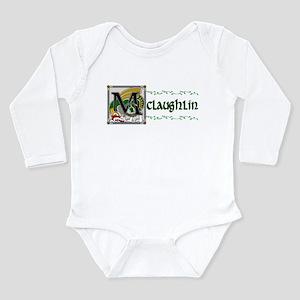 McLaughlin Celtic Dragon Long Sleeve Infant Bodysu