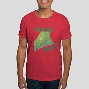 Maine Man Dark T-Shirt
