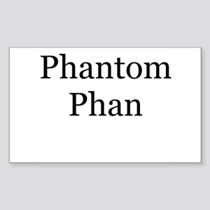 Phan Rectangle Sticker