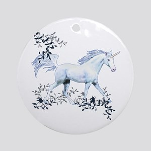 Unicorn-MP Ornament (Round)