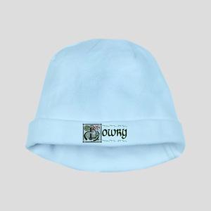 Lowry Celtic Dragon baby hat