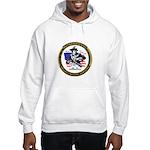 Politics Minuteman Border Pat Hooded Sweatshirt