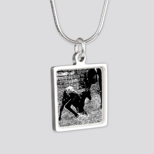 AFTM Foal getting up BW Necklaces