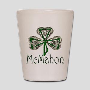 McMahon Shamrock Shot Glass