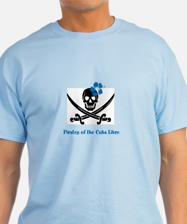 Pirates of the Cuba Libre T-Shirt