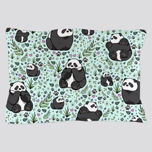 Pandas Pillow Case
