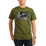 Oz Kidd-Ward poster #12 Organic Men's T-Shirt (dar