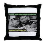 Oz Kidd-Ward poster #12 Throw Pillow