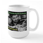 Oz Kidd-Ward poster #12 Large Mug