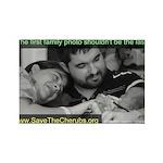 Oz Kidd-Ward poster #12 Rectangle Magnet (100 pack