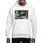Oz Kidd-Ward poster #12 Hooded Sweatshirt