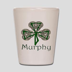 Murphy Shamrock Shot Glass