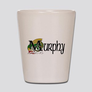 Murphy Celtic Dragon Shot Glass