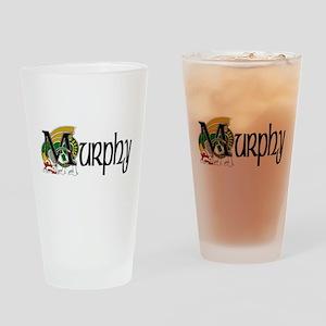 Murphy Celtic Dragon Pint Glass
