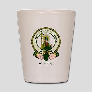 Murphy Clan Motto Shot Glass