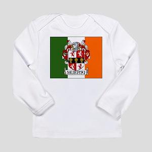 Murphy Arms Tricolour Long Sleeve Infant T-Shirt