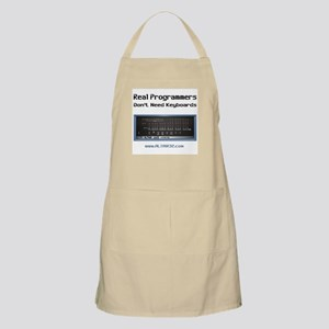 Real Programmers Don't Need K BBQ Apron