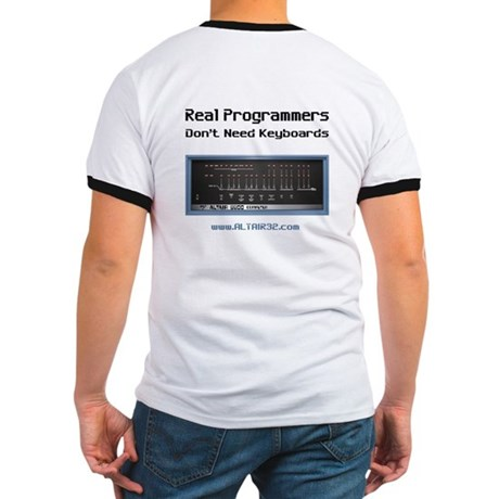 Real Programmers Don't Need K Ringer T