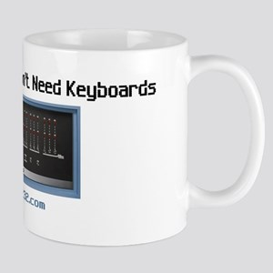 Real Programmers Don't Need K Mug
