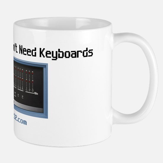 Real Programmers Don't Need K Mug