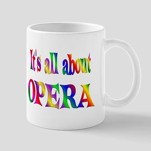 About Opera Mug