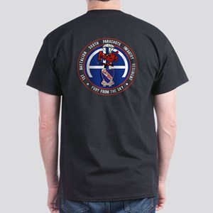 1st / 508th PIR Dark T-Shirt