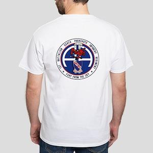 1st / 508th PIR White T-Shirt