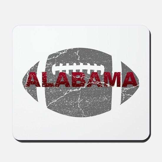 Alabama Football Mousepad