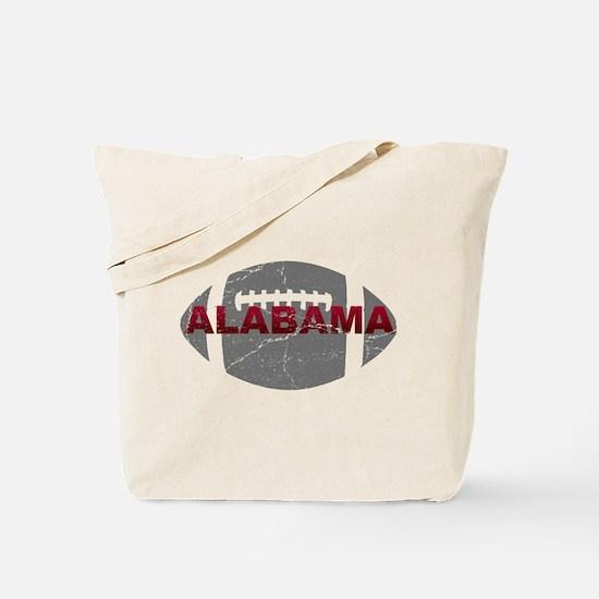 Alabama Football Tote Bag