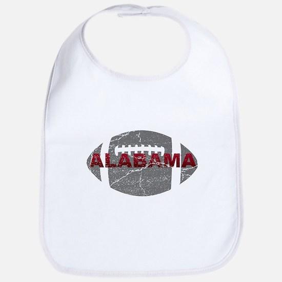 Alabama Football Bib