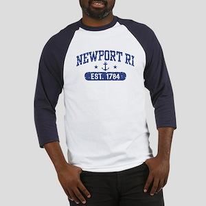 Newport Rhode Island Baseball Jersey