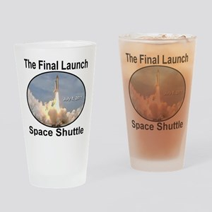 The Final Launch Space Shuttle July 8, 2011 Pint G