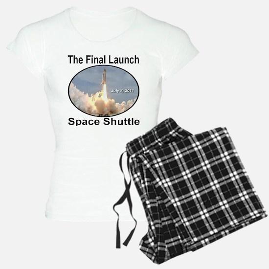 The Final Launch Space Shuttle July 8, 2011 Women'