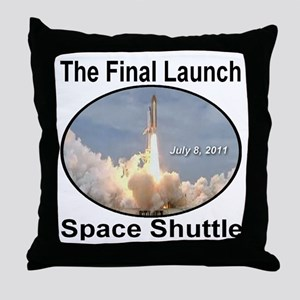 The Final Launch Space Shuttle July 8, 2011 Throw