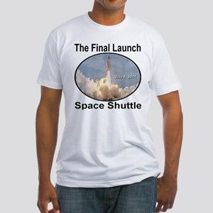 The Final Launch Space Shuttle July 8, 2011 Fitted